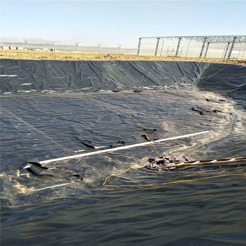 土工膜在油田中的应用