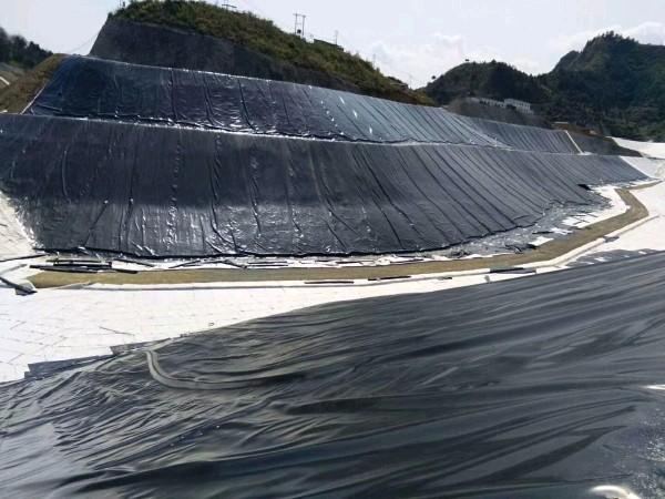 土工膜在采矿业中的应用