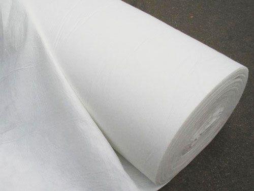 长丝仿粘针刺非织造土工布