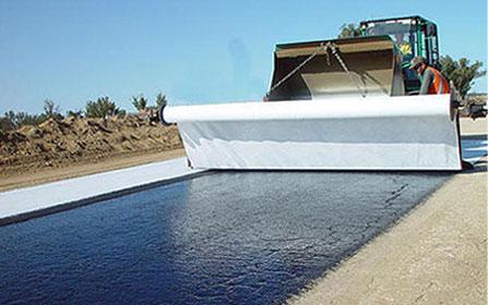 土工布施工、铺设、安装注意事项-土工布施工全概述