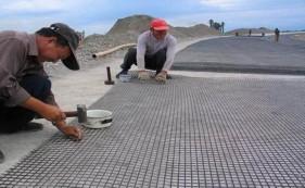 土工格栅施工工艺,土工格栅施工防范全方位解析